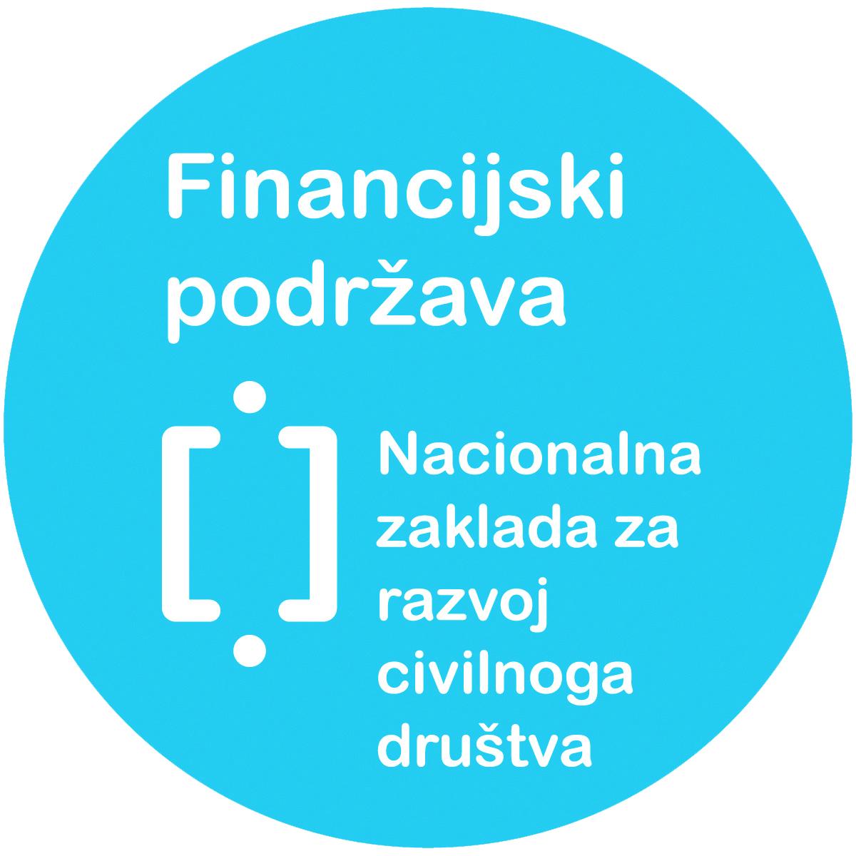 Nacionalna zaklada za razvoj civilnog društva logo