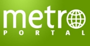Metro portal - logo